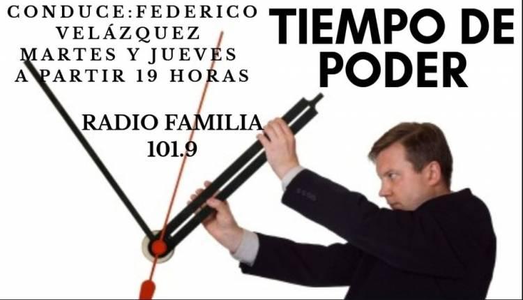 EN TIEMPO DE PODER 101.9 NOS VISITARON CANDIDATOS Y PRECANDIDATOS A LEGISLADORES