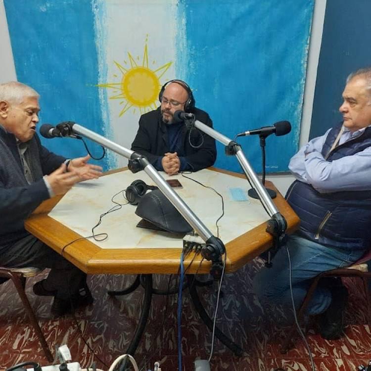 EN TIEMPO DE PODER CON FEDE VELAZQUEZ ANALISIS POLITICO CON DOS HISTORICOS DEL PERONISMO