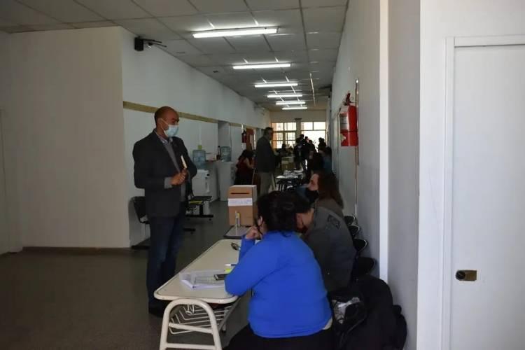 CONTUNDENTE VICTORIA DE UNIDAD ACADEMICA EN LAS ELECCIONES DE HOY EN LA UNVIME.